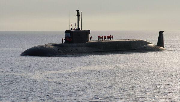 Sous-marin nucléaire Iouri Dolgorouki - Sputnik France