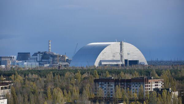 La centrale nucléaire de Tchernobyl - Sputnik France