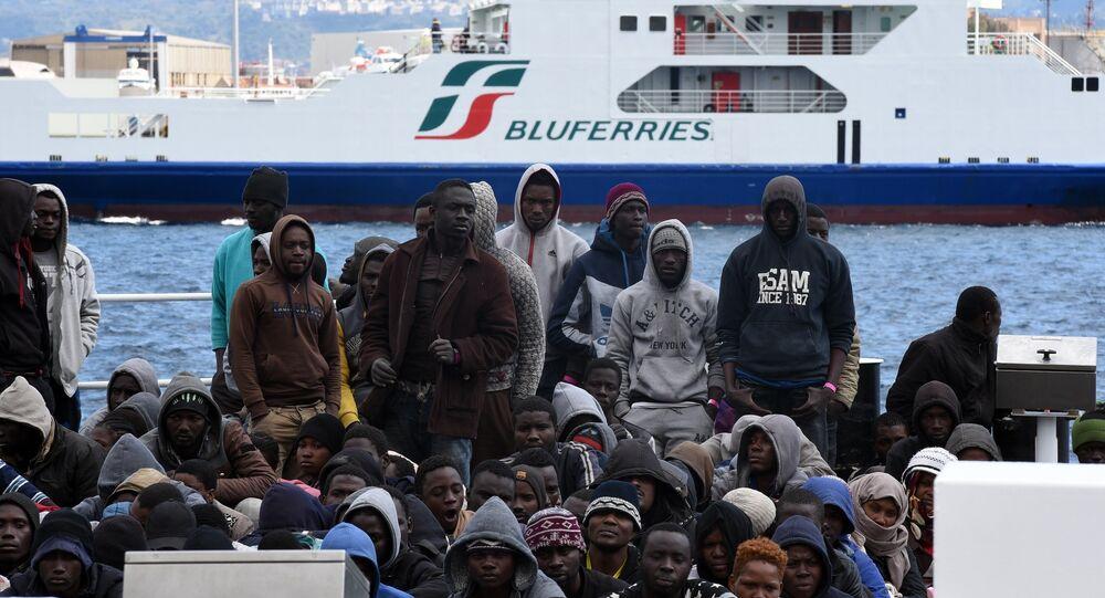 Crise migratoire: pour l'Italie, «la situation a atteint la limite du supportable»