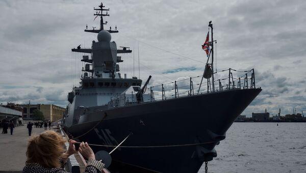 La corvette Stoïkiy - Sputnik France