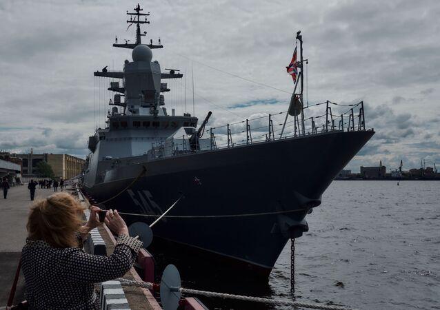 La corvette Stoïkiy