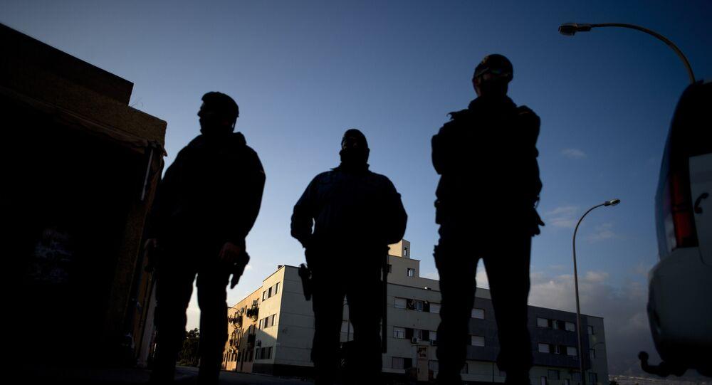 Une bagarre entre des hooligans allemands secoue une station balnéaire de Majorque