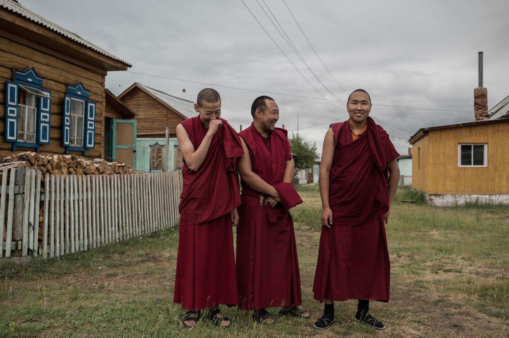 Une Université bouddhiste en Bouriatie