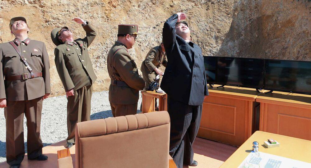 Pyongyang diffuse des images de souterrains destinés à ses missiles nucléaires