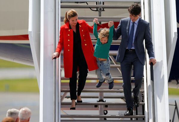 Les leaders du G20 sont arrivés à Hambourg - Sputnik France