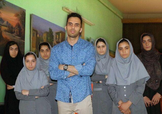 Les lycéennes afghanes invitées à FIRST Global Challenge