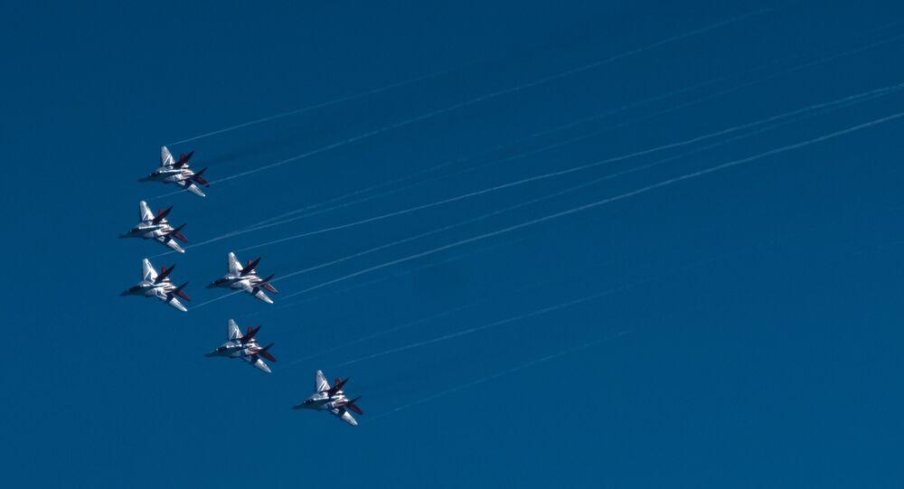 Chasseurs russes MiG-29 / image d'illustration