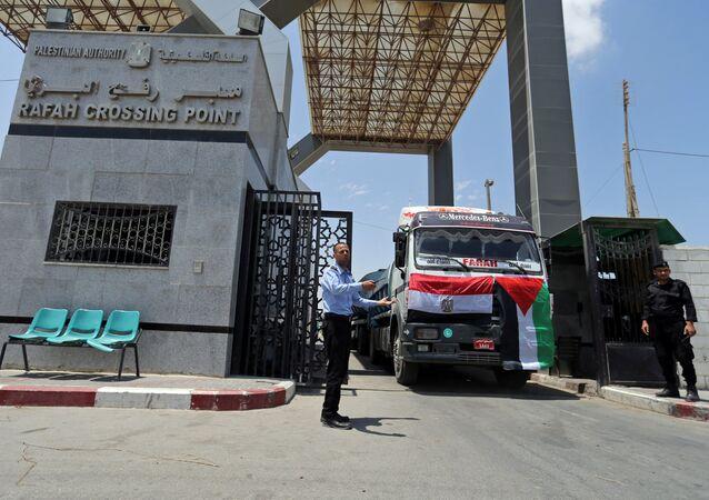 L'Égypte instaure un couvre-feu dans les zones frontalières avec Gaza