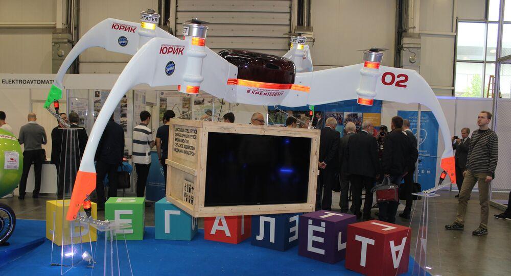 L'appareil amphibie volant russe Begalet Triton