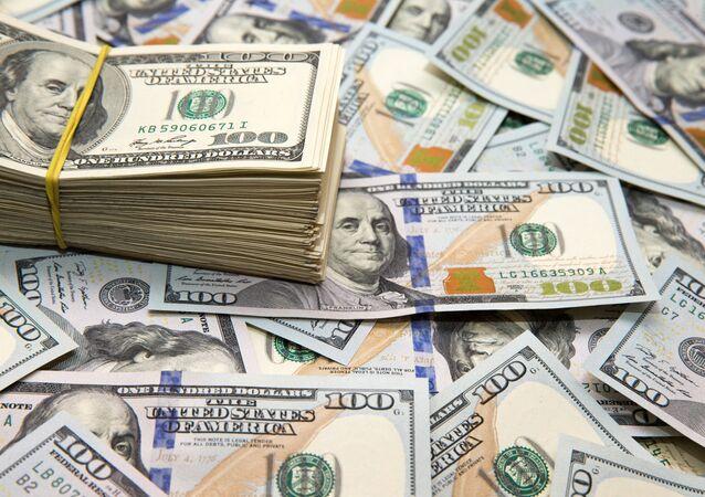 100-US-Dollar-Scheine