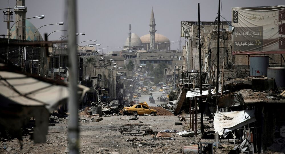 Libération de Mossoul: quelque 40.000 civils auraient déjà trouvé la mort