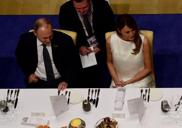 Dîner lors du sommet du G20