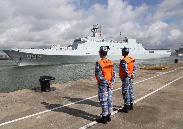 Base chinoise de Djibouti
