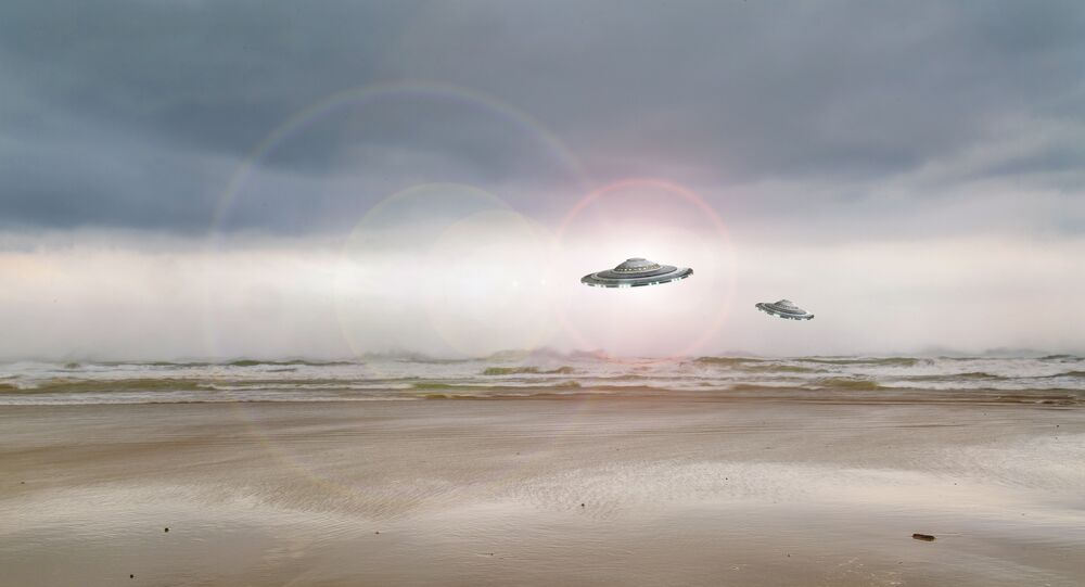 UFO (Symbolbild)