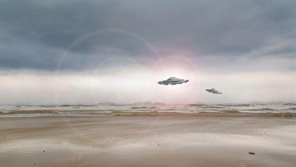 UFO (Symbolbild) - Sputnik France