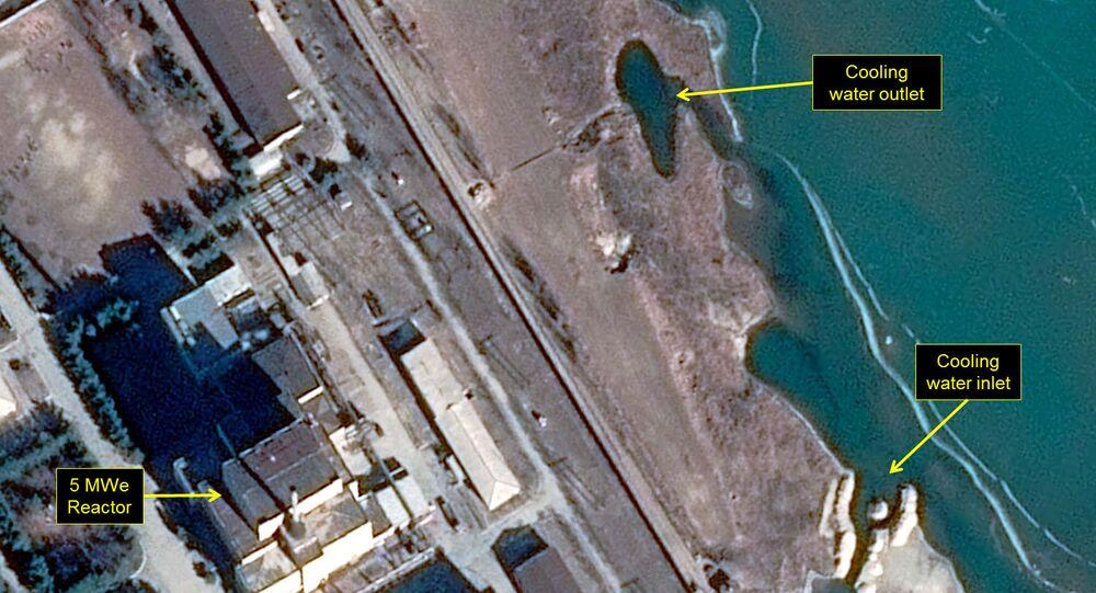 Site nucléaire d'Yongbyon