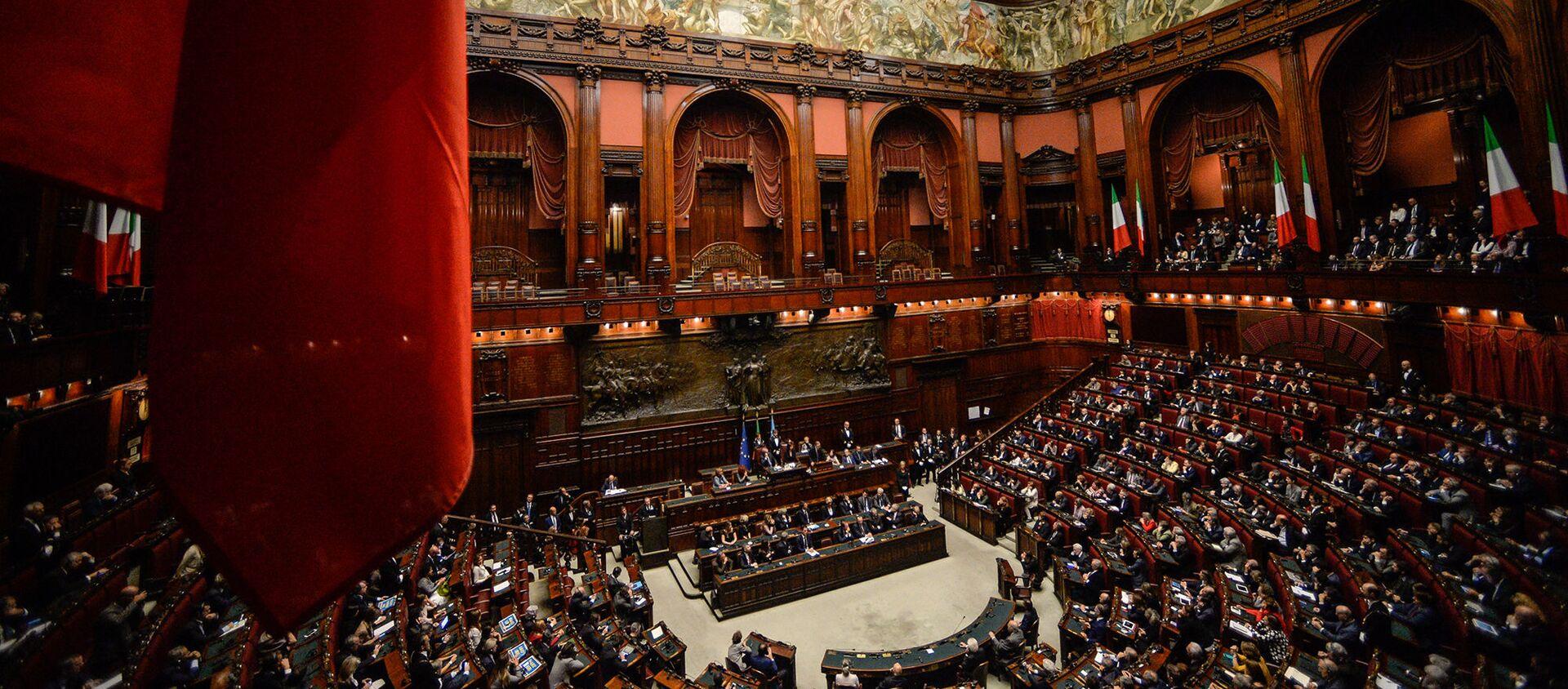 Le parlement italien - Sputnik France, 1920, 30.07.2021