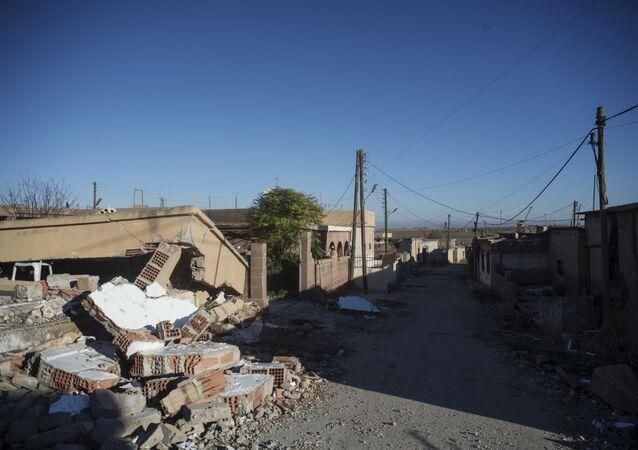 Un village syrien libéré de Daech