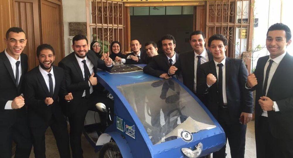 Un électromobile «made in Egypt» pour seulement 715 EUR