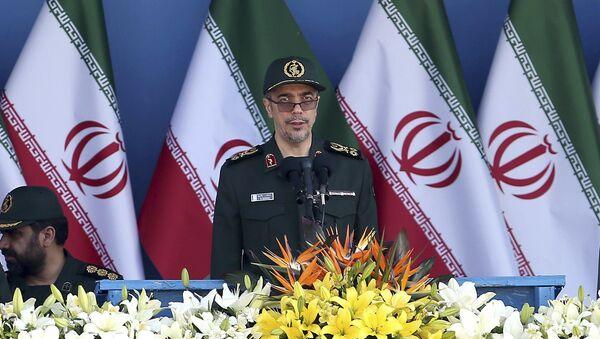 General Mohammad Hossein Bagheri - Sputnik France