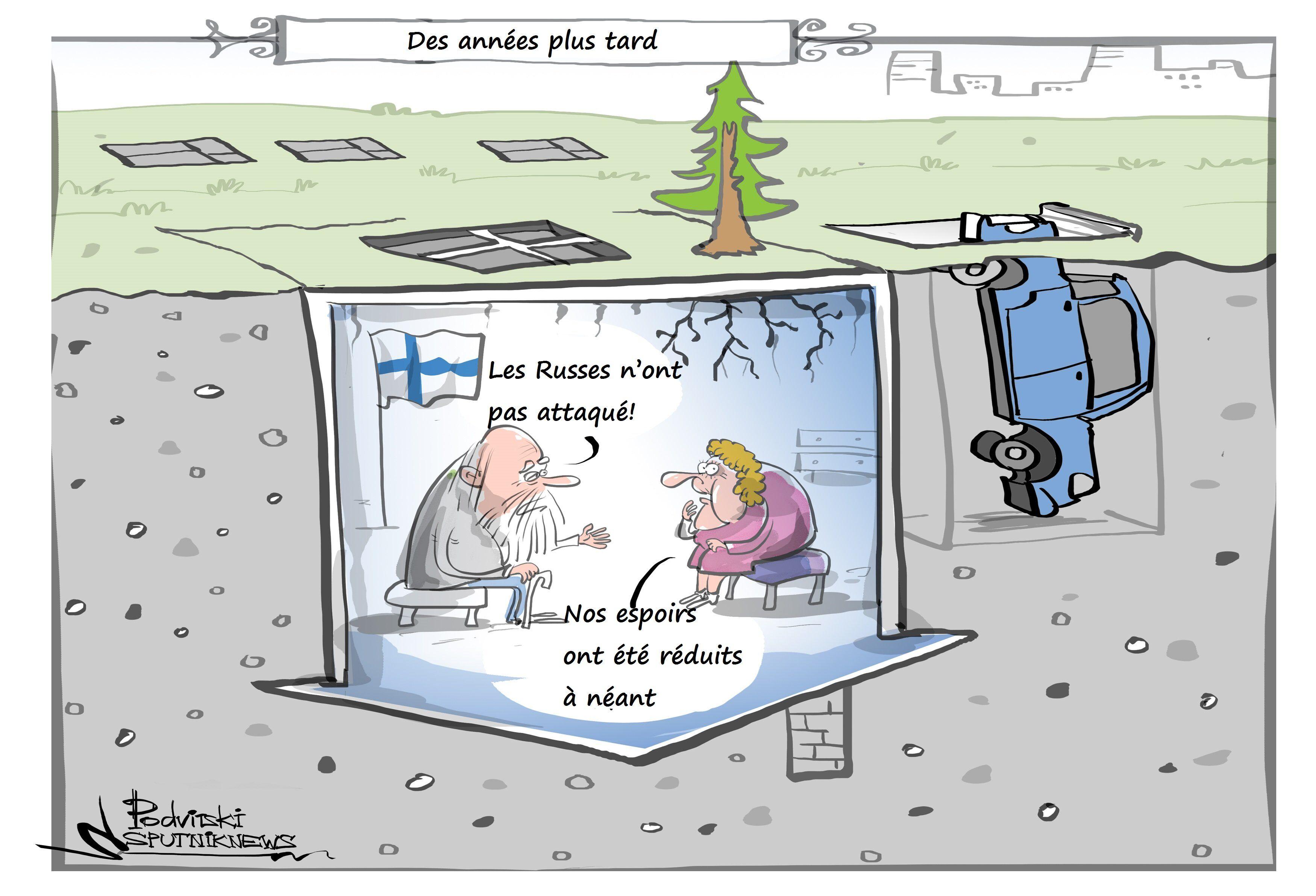 Финляндия готовится к войне с Россией