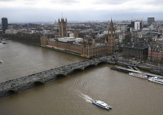 le pont de Westminster