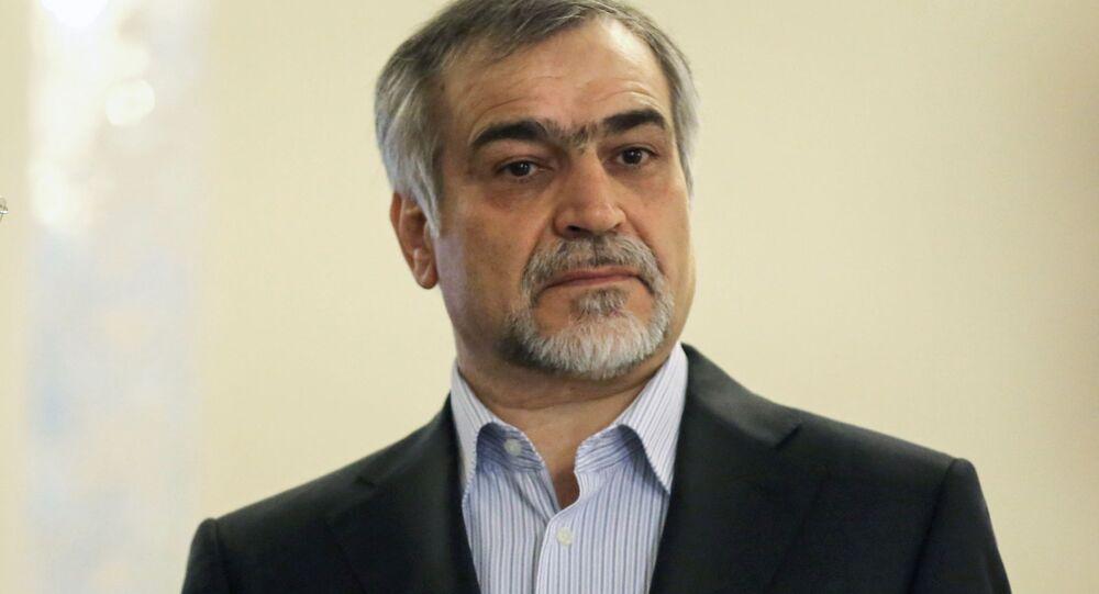 Hossein Fereydoun