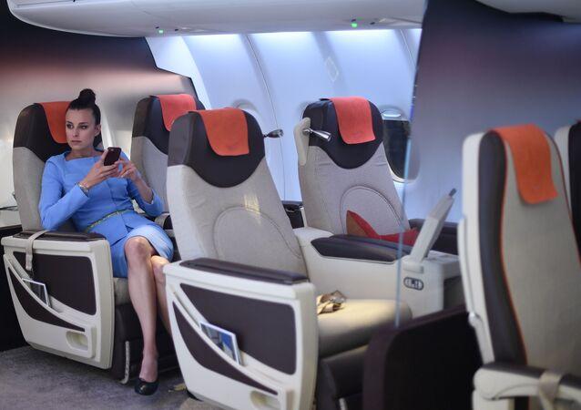Sukhoi Superjet 100, image d'illustration