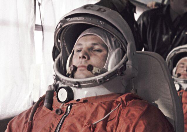 Les «impressions» de Youri Gagarine sur son premier vol dans l'espace vendues aux enchères