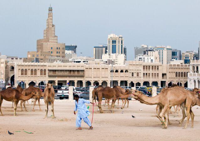 Doha, la capitale du Catar
