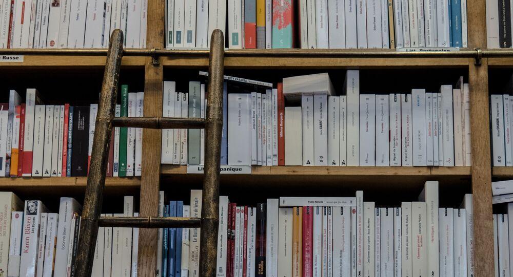 Une bibliothèque (image d'illustration)
