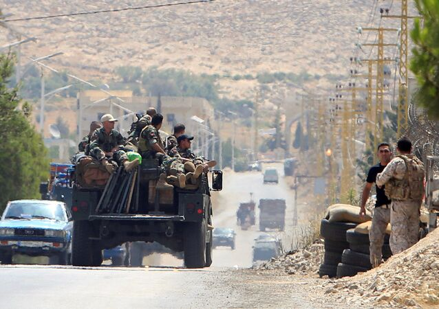 Le Hezbollah reprend aux djihadistes du Front al-Nosra la plus grande partie de l'Ersal
