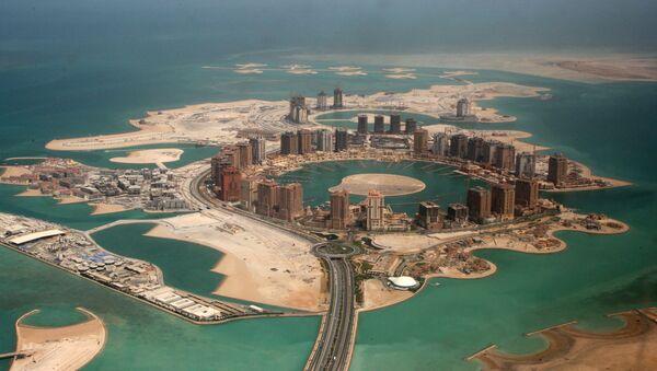 Un canal maritime saoudien transformerait le Qatar en île - Sputnik France