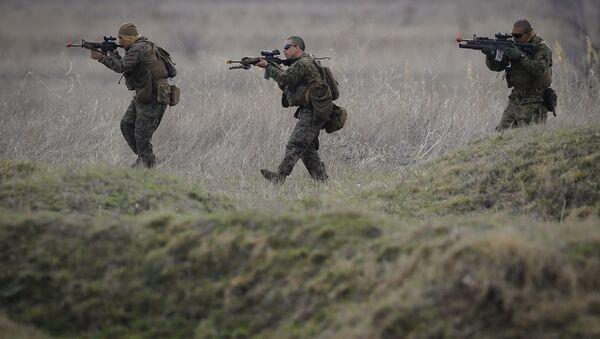 US Marines. Image d'illustration - Sputnik France