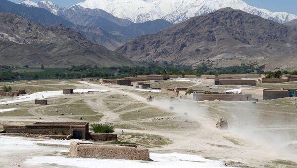 La province de Nangarhâr, Afganistan - Sputnik France
