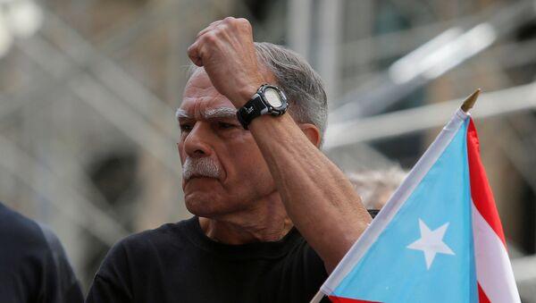 Óscar López Rivera - Sputnik France