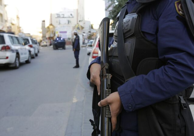 La police saoudienne