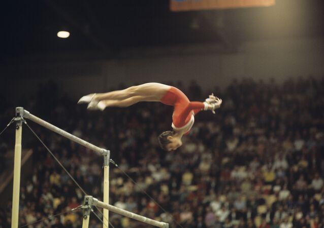 Ces gymnastes soviétiques dont les noms ne peuvent être oubliés