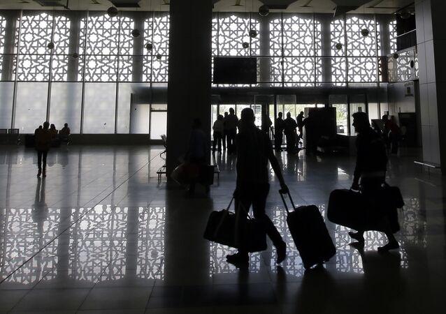 Aéroport international de Damas, archives