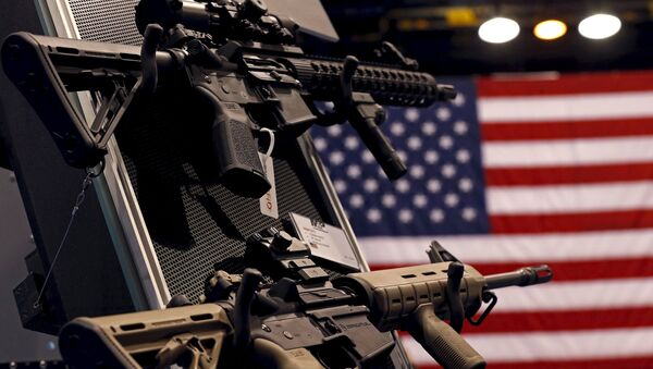 Armes US - Sputnik France