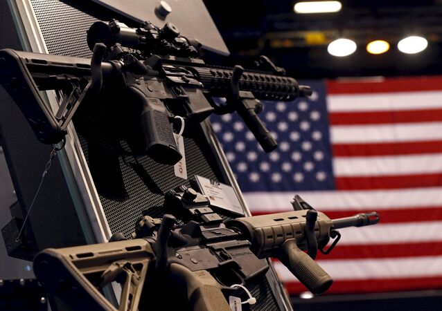 des armes US