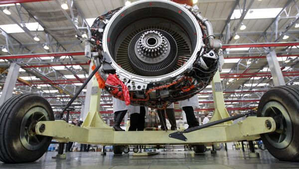 UEC Saturn, société russe de construction de moteurs d'aviation - Sputnik France
