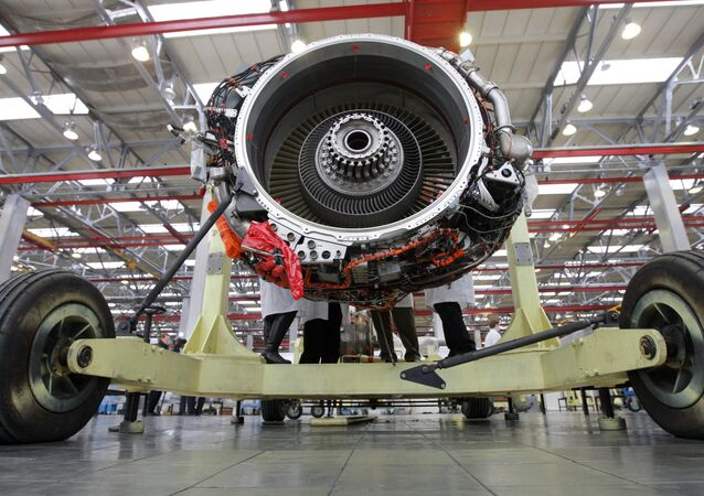 UEC Saturn, société russe de construction de moteurs d'aviation