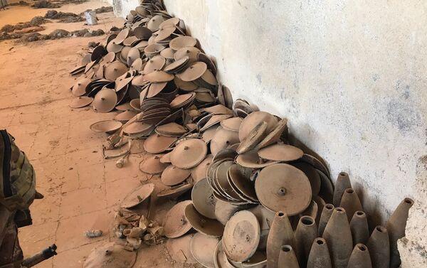 Irak: une usine d'engins explosifs de Daech décelée à Mossoul - Sputnik France