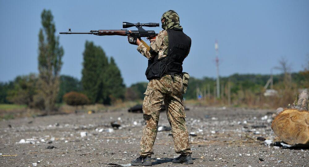 les snipers ukrainiens