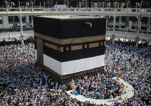 La Mecque hajj 2015
