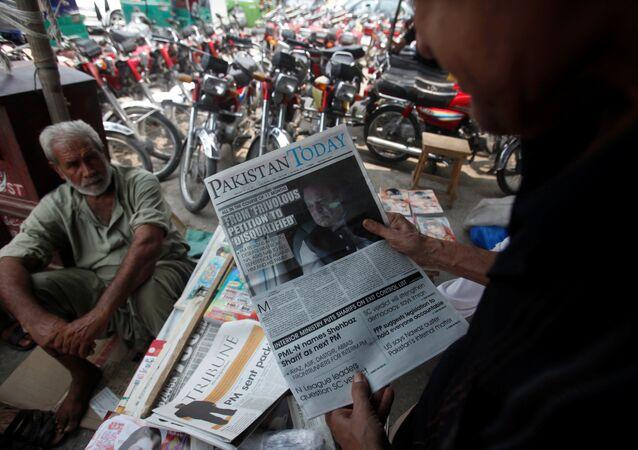 Le frère du Premier ministre pakistanais destitué va prendre son poste