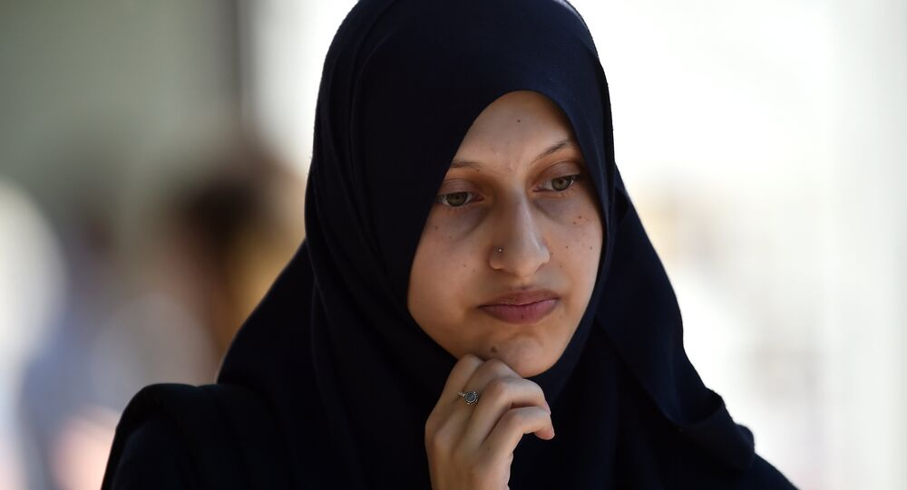 Une femme musulmane (image d'illustration)
