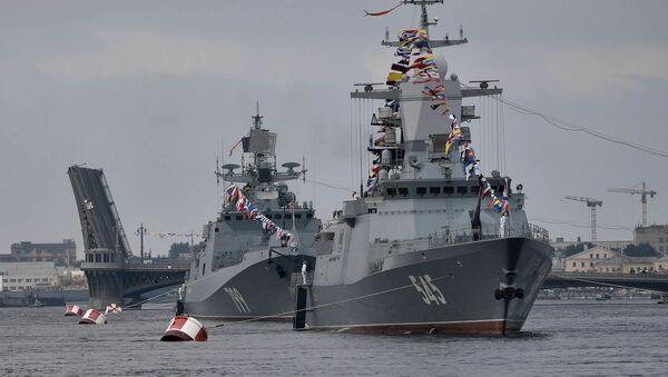 Marine russe - Sputnik France