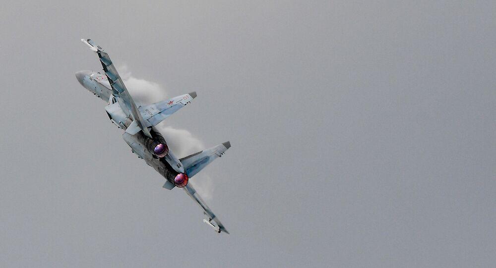 Un Su-30SM